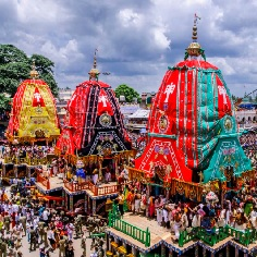 Puri Rath Yatra Packages