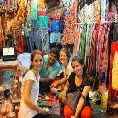 Shopping Tour in Varanasi