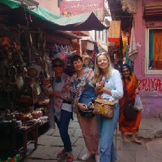 Walking Tour in Varanasi