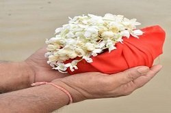 pind daan Varanasi India